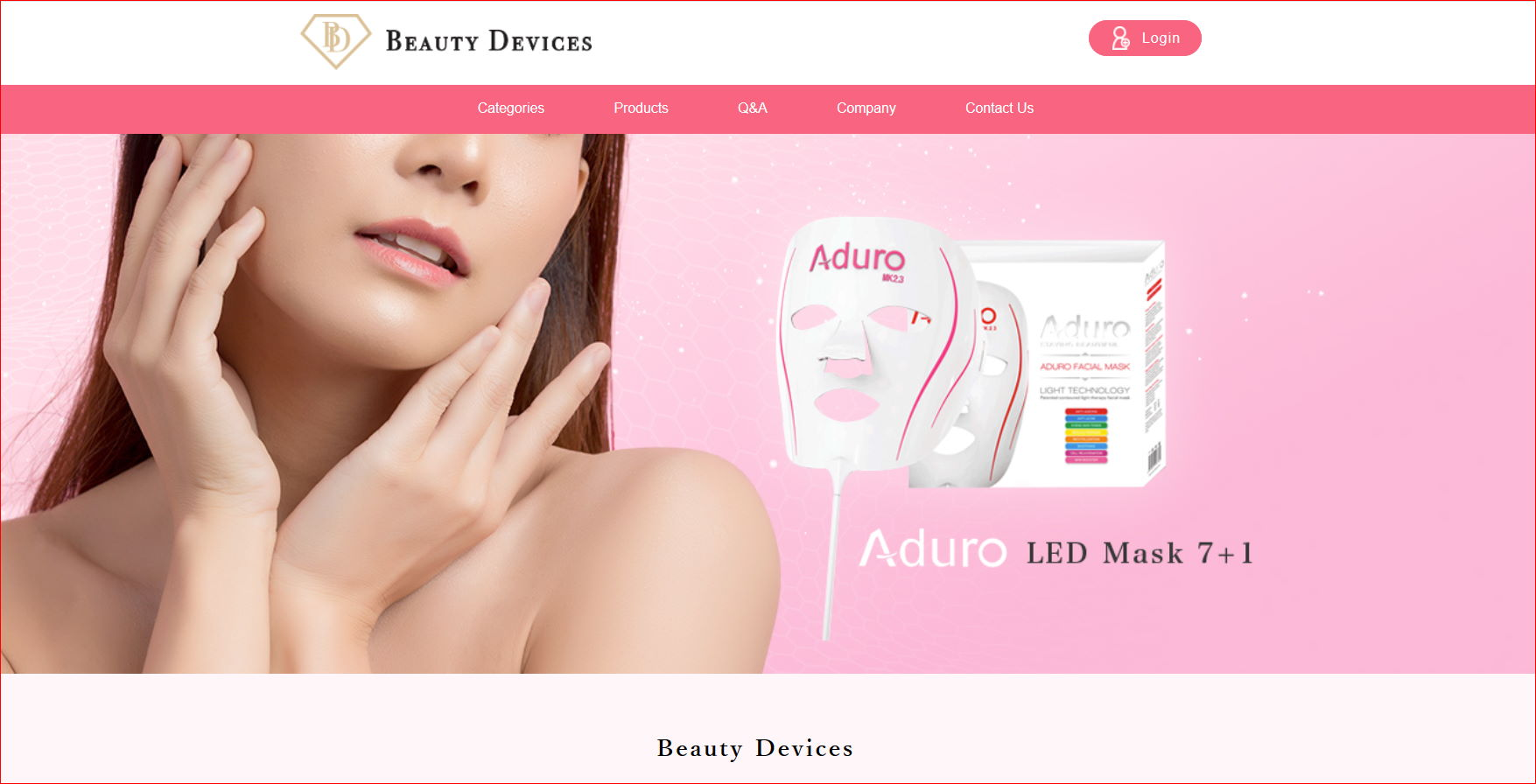 Beauty Devices